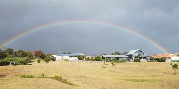 RainbowOverMatarangi