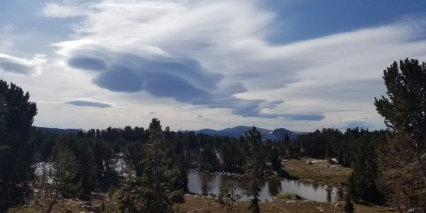 Beartooth MountainWave Clouds